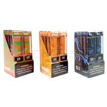 SIXT - Disposable Pod Based System - Display of 8 (MSRP $7.00ea)