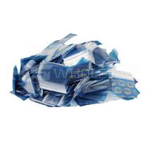 """3/4"""" Assorted Mini Zip Lock Bag 1000Ct (MSRP $10.00)"""