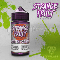 Strange Fruit E-Liquid By Puff Labs 100ML *Drop Ship* (MSRP $24.99)