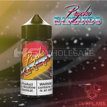 Psycho E-Liquid By Puff Labs 100ML *Drop Ship* (MSRP $24.99)