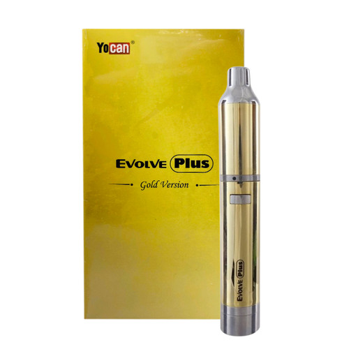 Yocan - Evolve Plus Gold Edition (MSRP $35.00)
