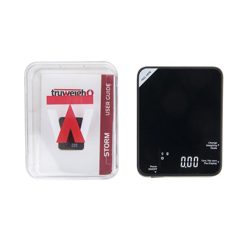 Truweigh - Storm Mini Scale - 200g X 0.01g (MSRP $26.99)