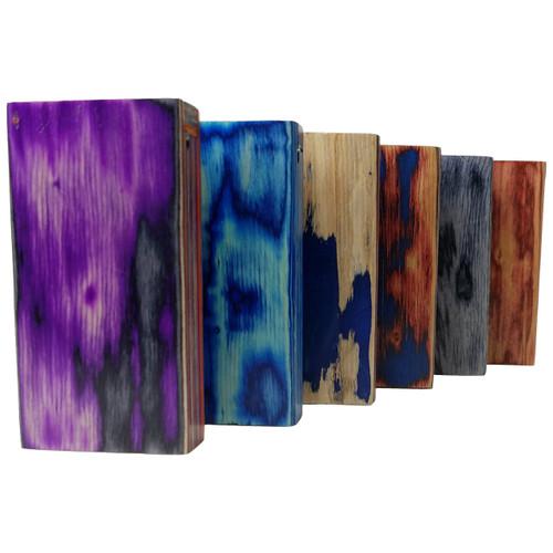 """4"""" Multicolor Flick Door Dugout - with Poker (MSRP $9.00)"""