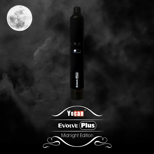 Yocan - Evolve Plus Kit Midnight Edition (MSRP $35.00)