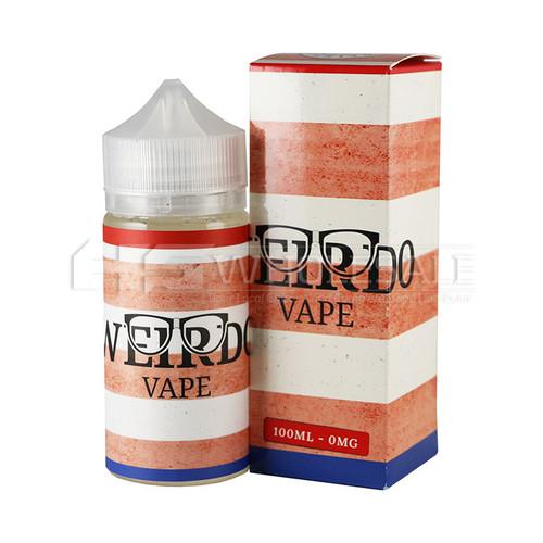 Weirdo Vape E-Liquid 100ML (MSRP $24.99)