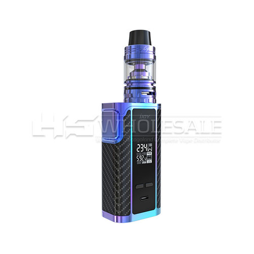 IJOY Captain PD270 234W with Captain S 20700 TC Kit (MSRP $99.99)