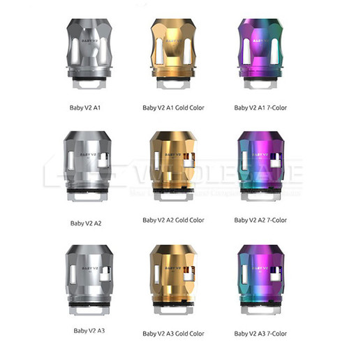 Smok - TFV8 Baby V2 Coils - 3 Pack (MSRP $15.00-$25.00)