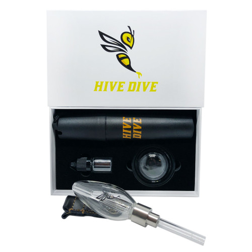 Hive Dive - Concentrate Hand Pipe Box Set (MSRP $50.00)