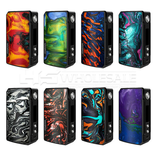 Voopoo - Drag 2 177W TC Mod Black Frame Resin Version (MSRP $80.00)