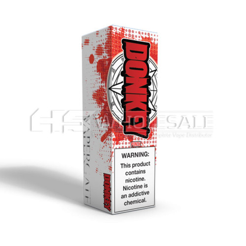 Vapergate E-Liquid 60ML *Drop Ship* (MSRP $24.99)