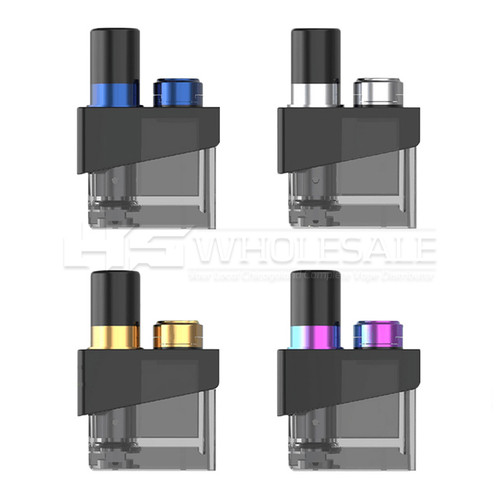 Smok - Trinity Alpha Replacement Pod Atomizer (MSRP $12.99)