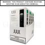 JUUL Starter Kit |  Virginia Tobacco & Mint 5% 2-Pack | Display of 4 (MSRP $44.99ea)