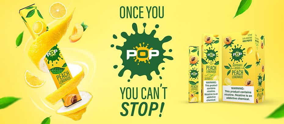 Wholesale POP Vape