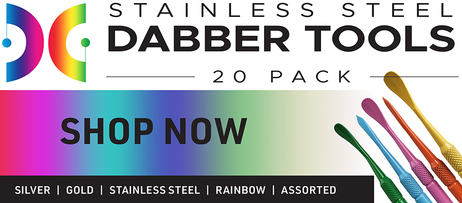 Wholesale Dank Glass Dabber Tools