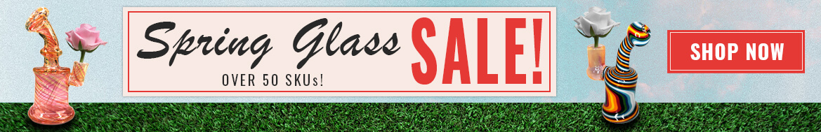 Wholesale Glass Hand Pipes and Water Pipes Sale