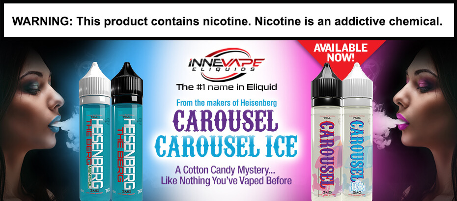 Wholesale Innevape Circus Eliquid