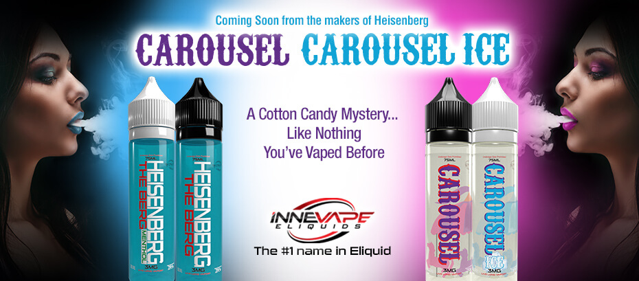 Wholesale Innevape Eliquid Heisenberg