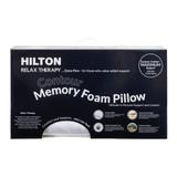 Relax Therapy Contour Memory Foam Pillow [HILBRELAX13_PILC]