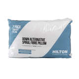 Spiral Fibre Twin Pack Pillows [CSCBSF2PK19]