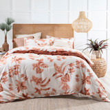 Floating Orchid Quilt Cover Set [HABBFLOAT20]