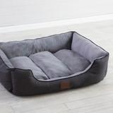 Winston Charcoal Bed [PETLWINSB16B]