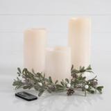 Radiant LED Candle Set [HABLRADIA20]