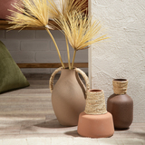 Clayton Decorative Vase [MUSLCLAYV21]