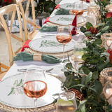 Berry Christmas Placemat Pack of 4 [MUSLBERRYC21]