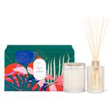 Jasmine & Magnolia Candle & Diffuser Gift Set [CIRBCHRCD21]