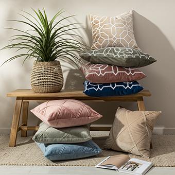 Muse Seville Cushion   Pillow Talk