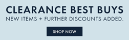 Clearance best buys on now | Pillow Talk