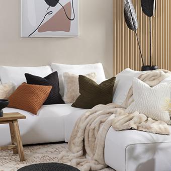 Cairo cushions