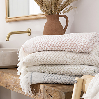 Malia Towel Range