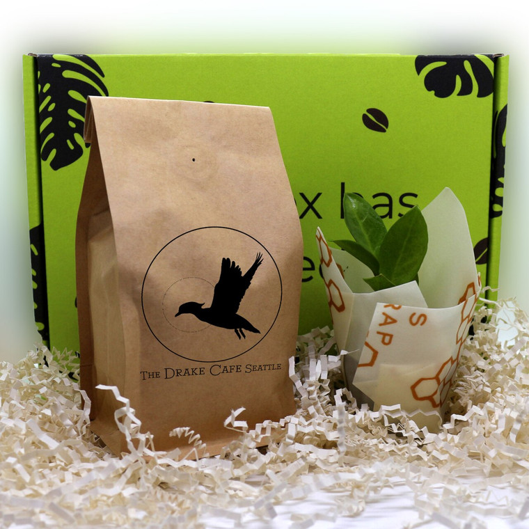 $38/Month Coffee + Plant Box 3 Month Gift Subscription!