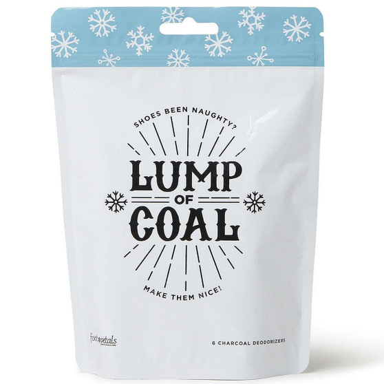 Lump of Coal Packaging Front