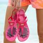 Tip Toes for Flip Flops - Technogel Shoe Pads in Flip Flops - by Foot Petals