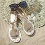 Tip Toes for Flip Flops & Sandals - Technogel Shoe Pads - by Foot Petals