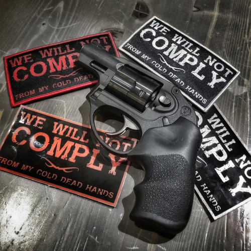 WE WILL NOT COMPLY SET