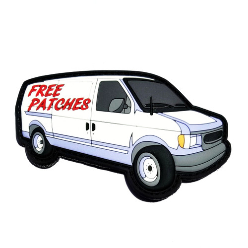 FREE PATCHES SNATCH VAN