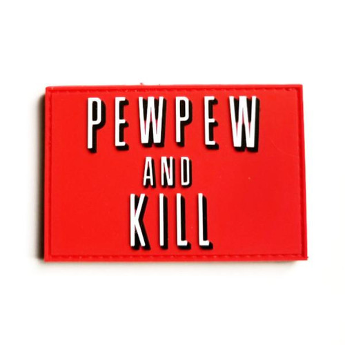 PEWPEW AND KILL Morale Patch