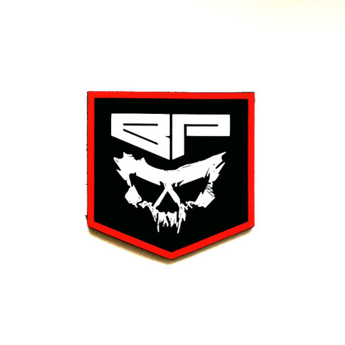 Battle Patches (BIG BAD BEAST) Logo PVC Morale Patch