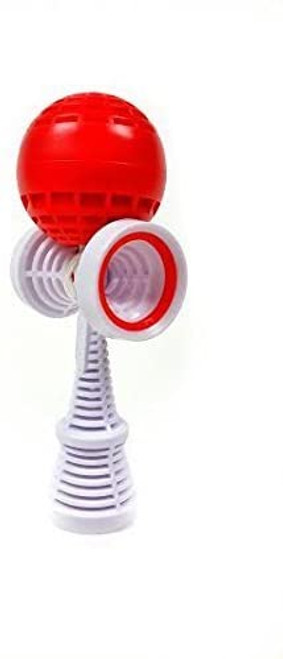 Catchy Air Kendama Red and White
