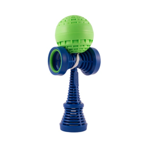 Catchy Air Kendama- Blue and Green
