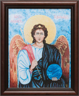 St. Raphael Framed Art
