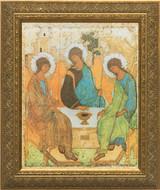 Holy Trinity Angels Framed Art