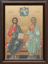 Trinity Icon Framed