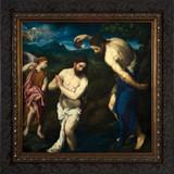 Baptism of Christ Framed Art