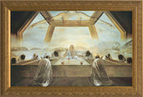 Last Supper by Salvador Dali Framed Art