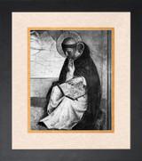 St. Dominic Framed Art