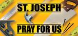 St. Joseph Pray for Us Mug